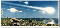 Астероид – причина смерти динозавров