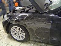 Антигравийная защита и хромирование автомобиля
