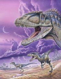 Кархародонтозавр (Акулозубый ящер)