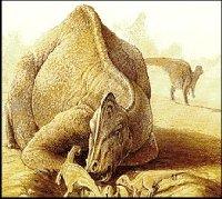 По какой причине вымерли динозавры?